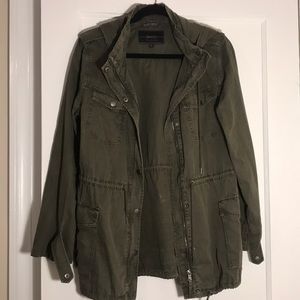 Army Green BNCI Jacket